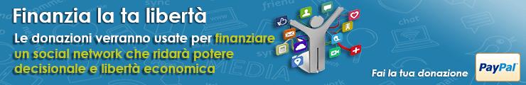 Donazioni Social Network