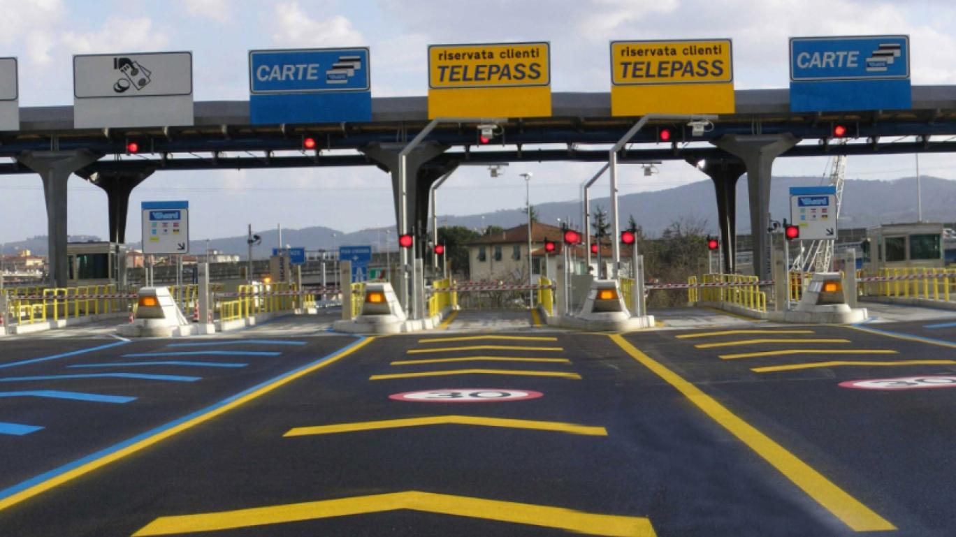 Ridimensionamento dei pedaggi autostradali