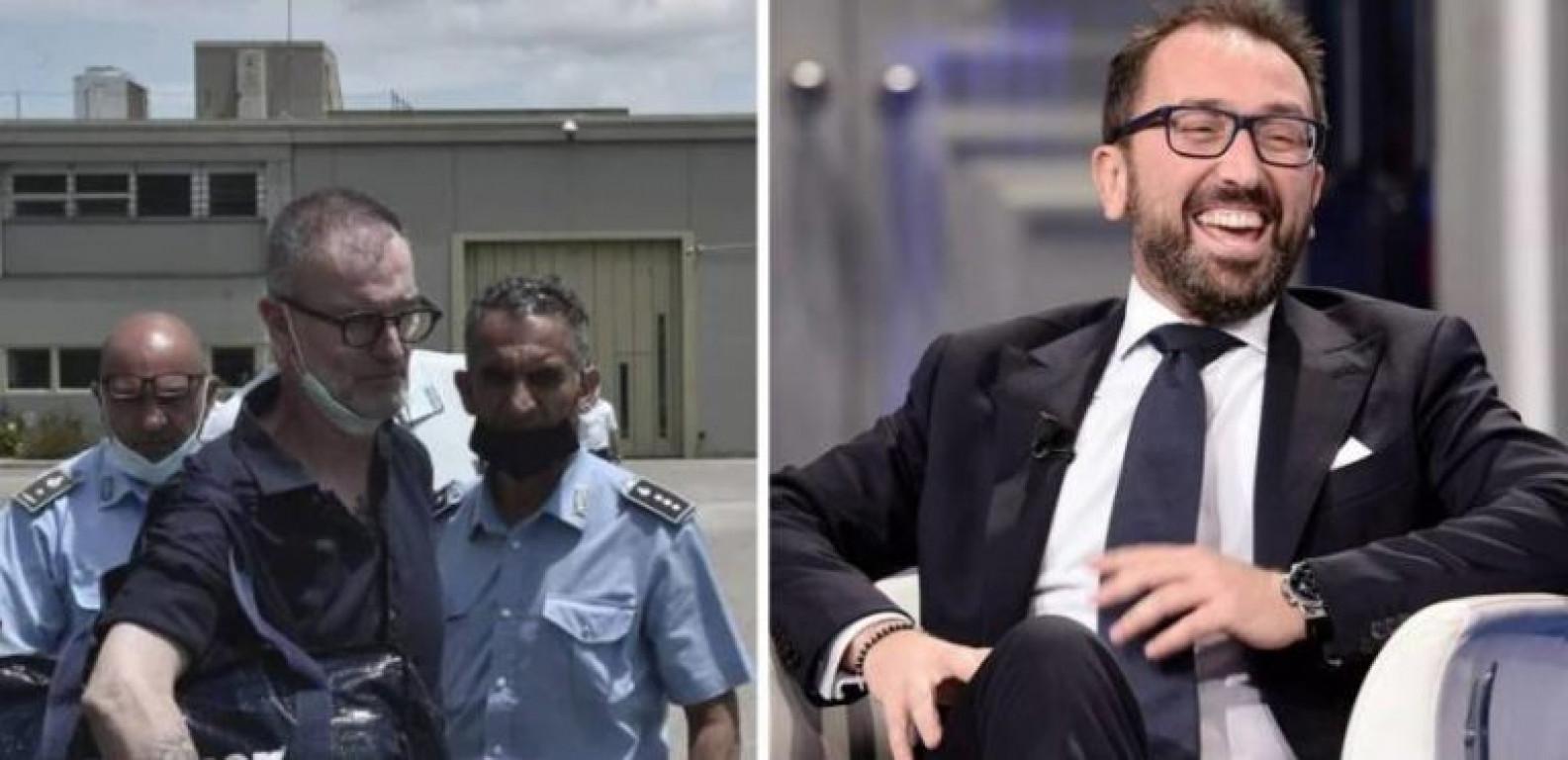 A Bonafede è scappato anche Carminati: libero dopo soli 5 anni e 7 mesi