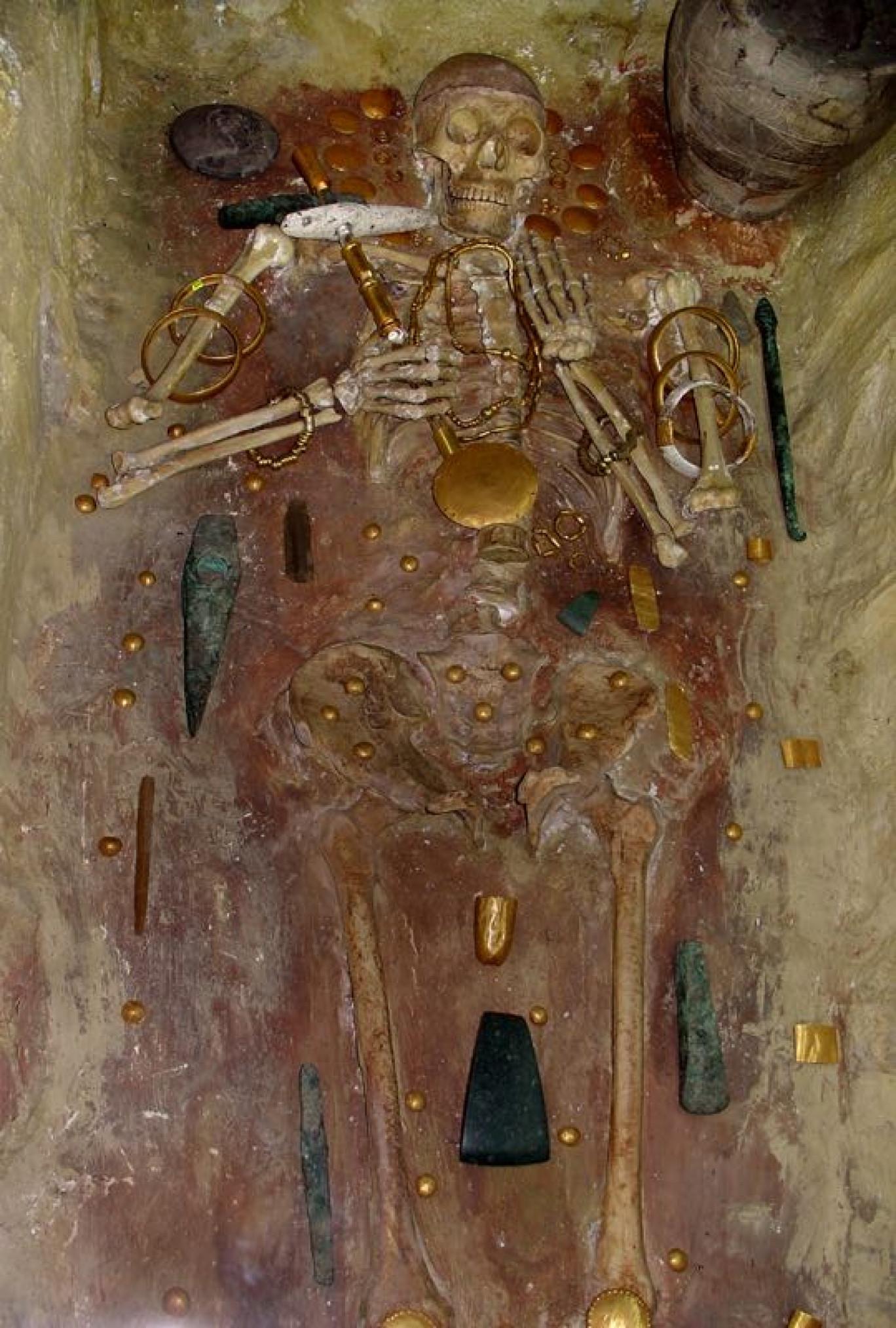 L'Uomo di Varna: la sepoltura più ricca del V millennio a.C.