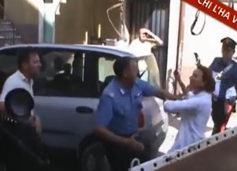 Abuso di potere di un carabiniere