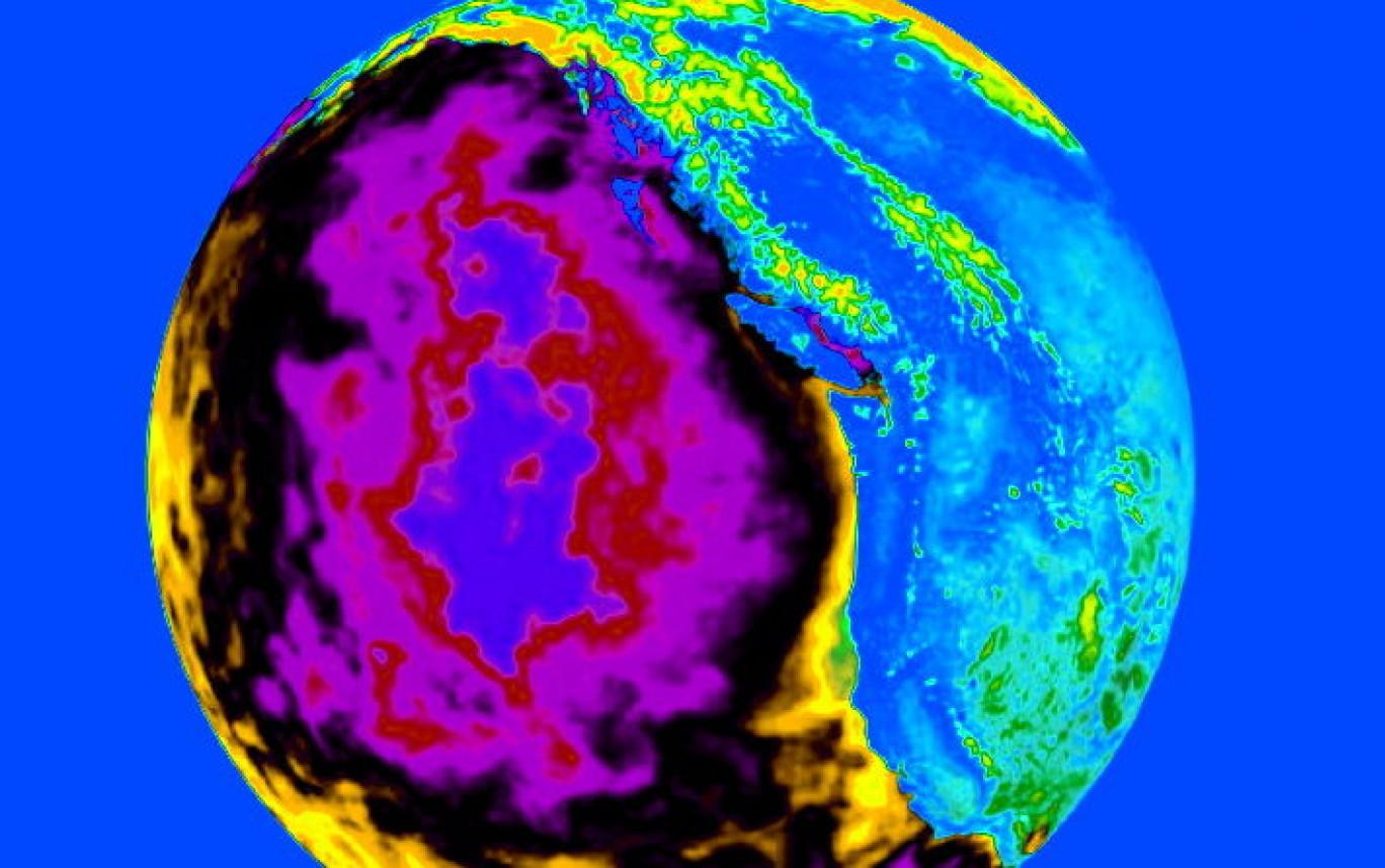 Comparse nuove anomalie nel nucleo terrestre