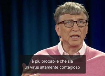 Bill Gates pensa al chip sottopelle con il certificato digitale di vaccinazione da coronavirus