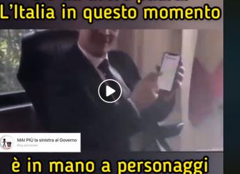 ROCCO CASALINO (portavoce di Giuseppe Conte) si pavoneggia di poter controllare l'informazione in Italia