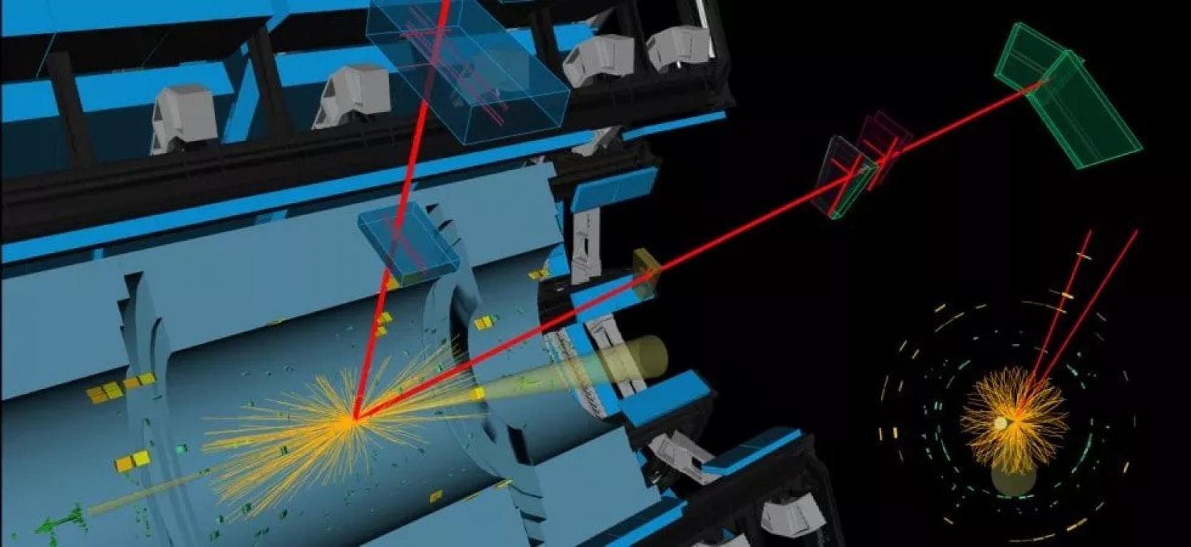 LHC conferma: è proprio il bosone di Higgs a dare massa ai muoni
