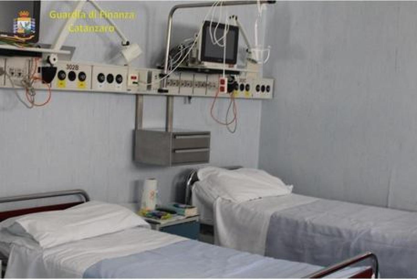 Falsi ricoveri terapia intensiva,scoperta truffa da 10,5 mln