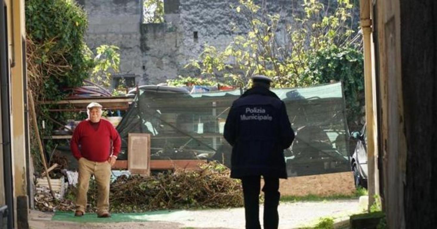 A Napoli sequestrati terreni del padre diDi Maio, deposito di rifiuti inerti