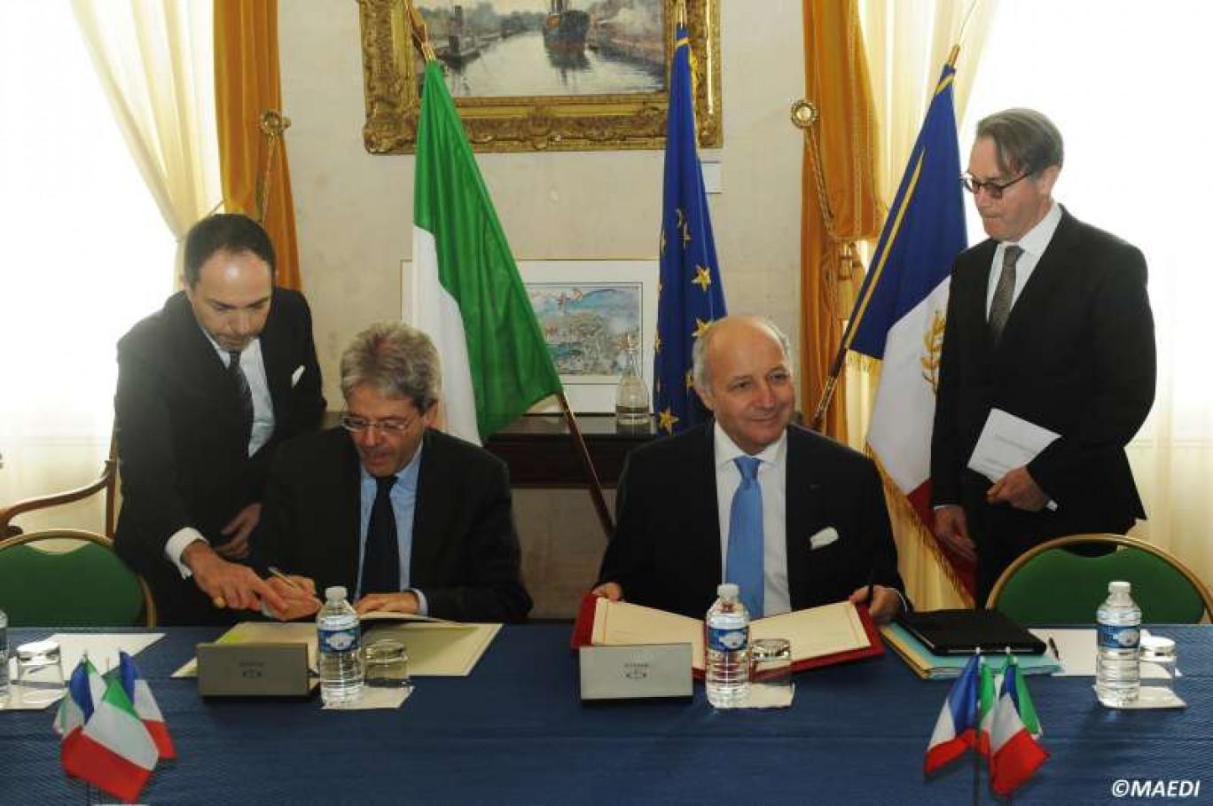 Perchè Gentiloni ha regalato i giacimenti di petrolio alla Francia?
