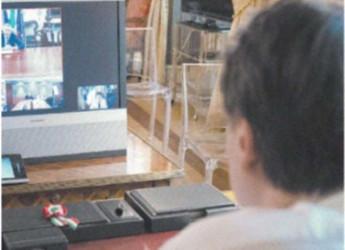 """Il Compound di """"Giuseppi"""" - super tv, soundsystem e microfoni di alto livello"""
