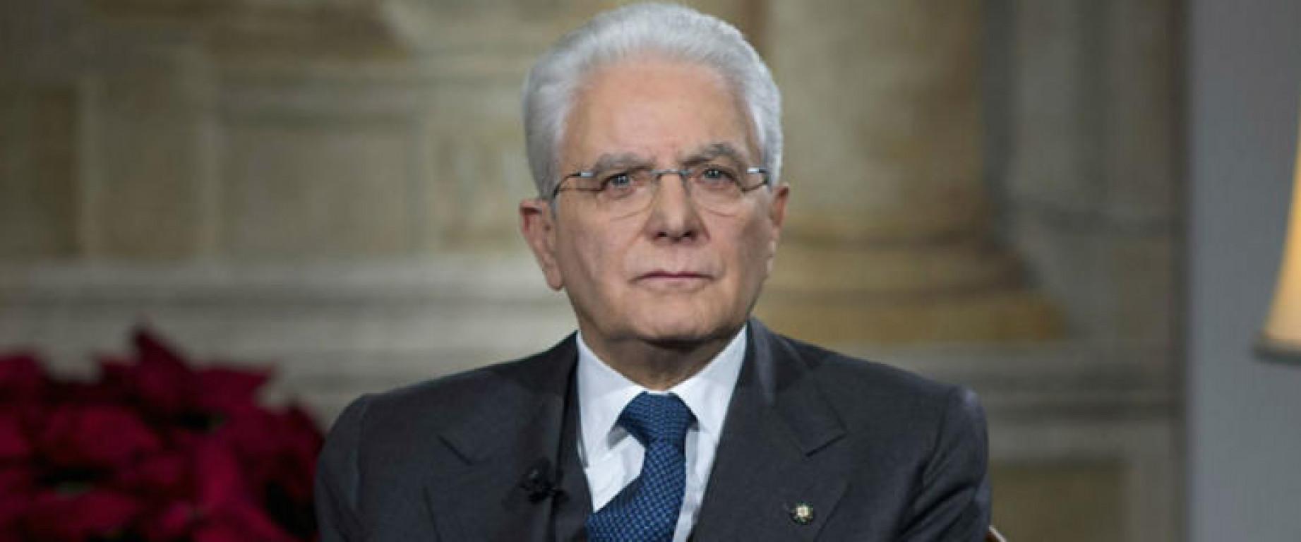 Ue, Mattarella contro «il ritorno alle sovranità nazionali». È polemica
