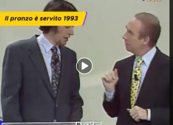 Matteo Salvini: da giovane 1993
