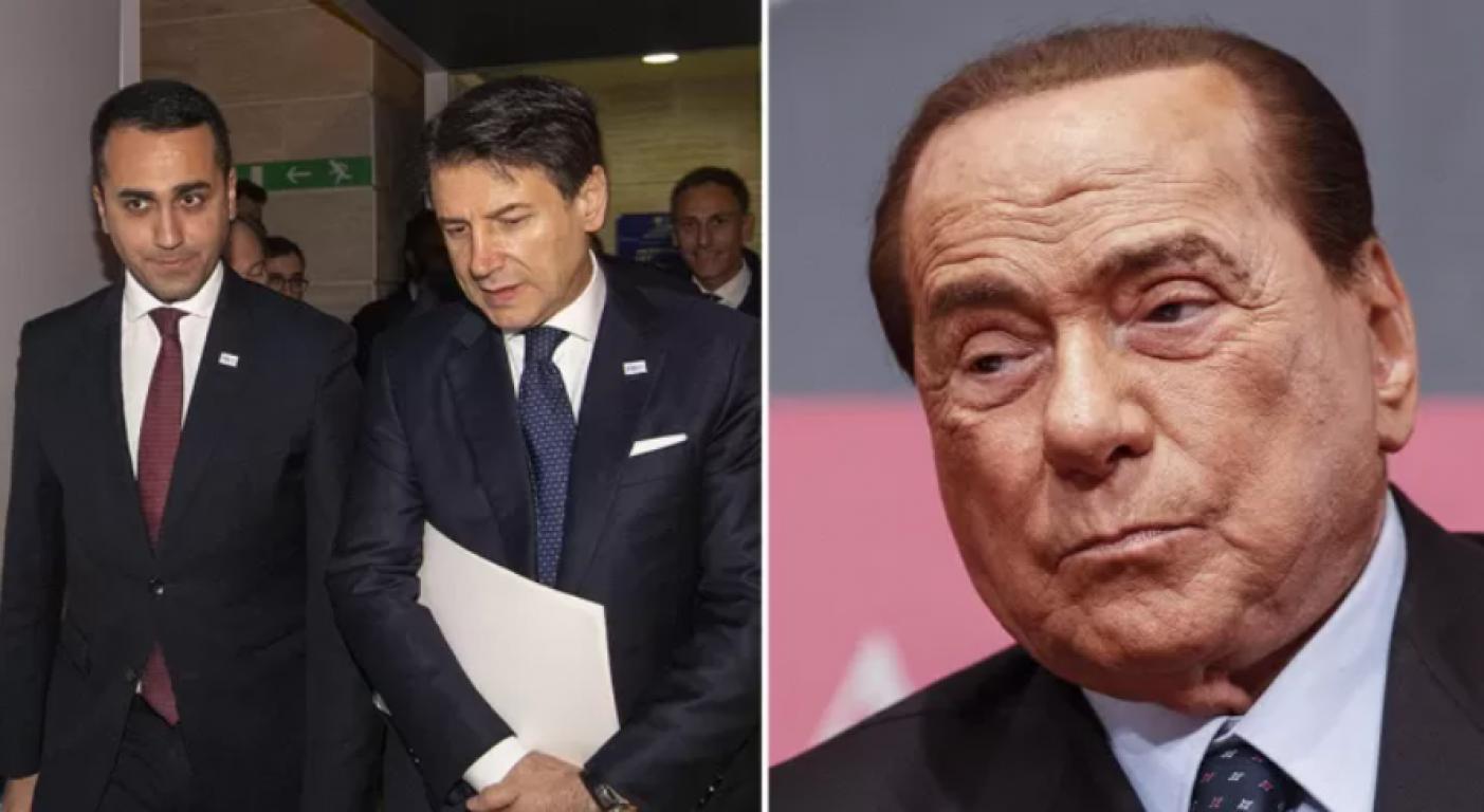 Conte non deve cadere: così Berlusconi e 5S si preparano (incredibilmente) a convivere