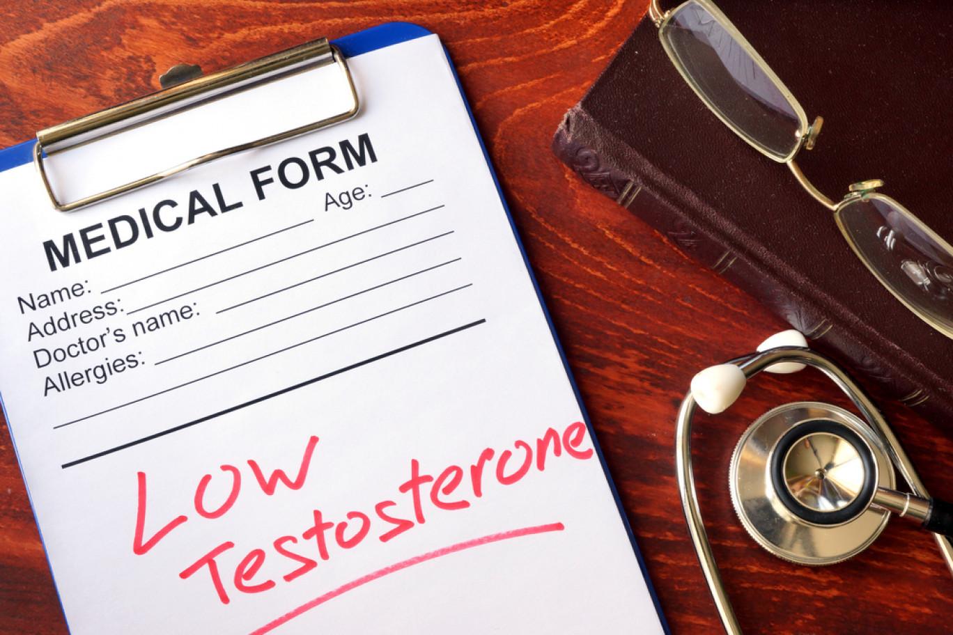 Testosterone: carenze e trattamento